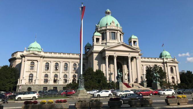 Poslanici pitali o ljudskim pravima, Kosovu i Đilasu 1