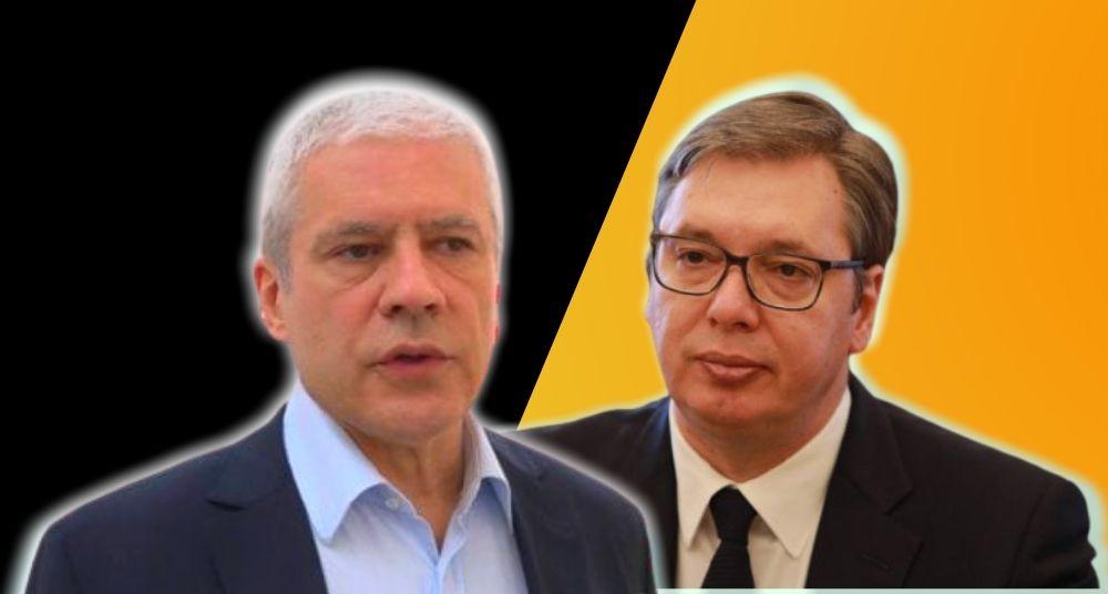 Vučićev i Tadićev kraj drugog mandata 1