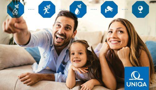 Uz osiguranje domaćinstva, UNIQA poklanja daljinski nadzor i zaštitu osiguranih objekata 2