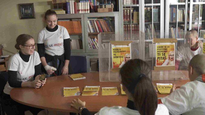 Učenici učestvuju u planiranju lokalnog budžeta 1