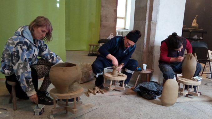 Jubilarna kolonija umetničke keramike u Užicu, bez učesnika iz inostranstva 1