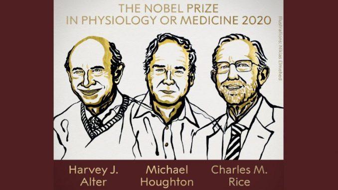 Nobelova nagrada za medicinu trojici naučnika za otkriće virusa hepatitis C 1