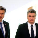 Milanović i Plenković nastavili sukob, ovaj put zbog Bugarske i Severne Makedonije 10