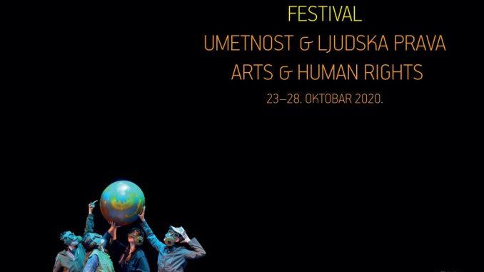 Festival ''Umetnost i ljudska prava'' od 23. do 28. oktobra 2