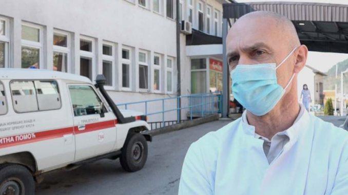 Raste broj inficiranih u Zlatiborskom okrugu 4