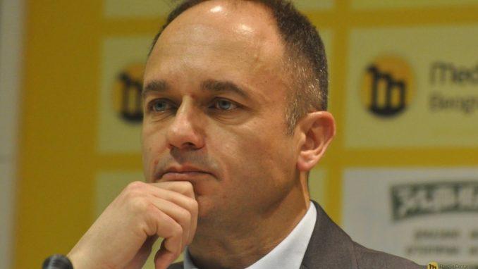 Zoran Vuletić: GDF planira nastup na izborima sa Zelenovićem 1