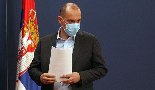 Lončar: Neki mediji preko kriznog štaba ruše Vučića 7
