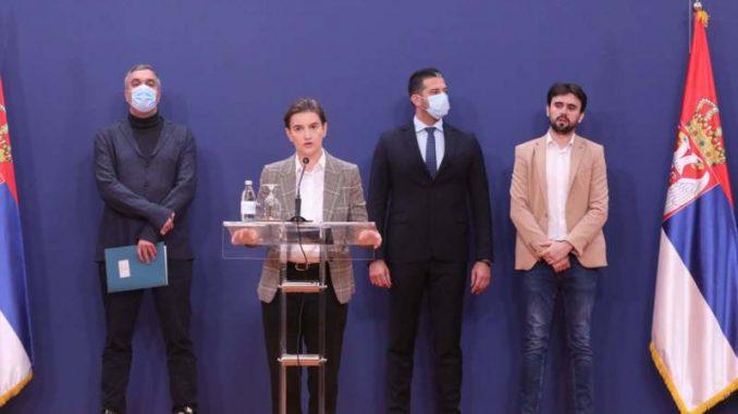 Brnabić: U Srbiji rekordno niska nezaposlenost mladih 2