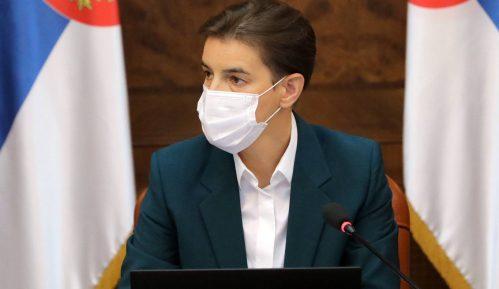 Brnabić razgovarala sa direktorom nemačkog Brosea koji gradi fabriku u Srbiji 2