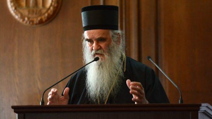 Mitropolit Amfilohije biće sahranjen 1. novembra u Sabornom hramu u Podgorici, u Budvi Dan žalosti 2