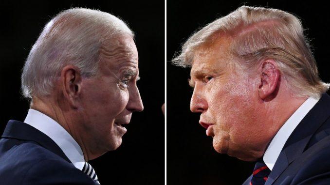 Ankete predviđaju pobedu Bajdena šest dana uoči izbora u SAD 1