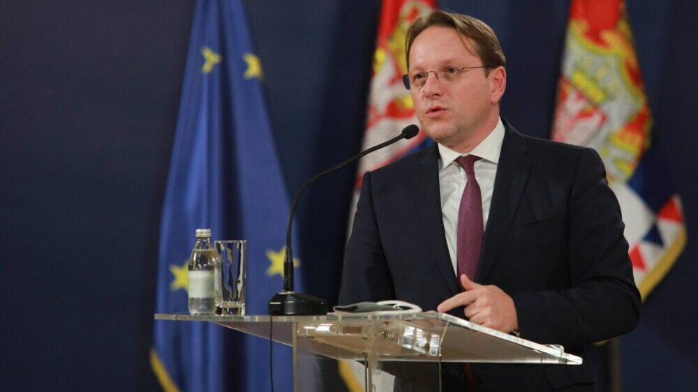 Varheji: U fokusu političkog dijaloga Srbije i Evropske komisije zaštita životne sredine 1