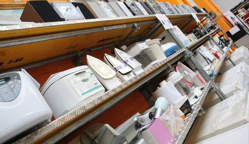 U Nišu reciklirano 14.000 tona elektronskog i električnog otpada od početka godine 1