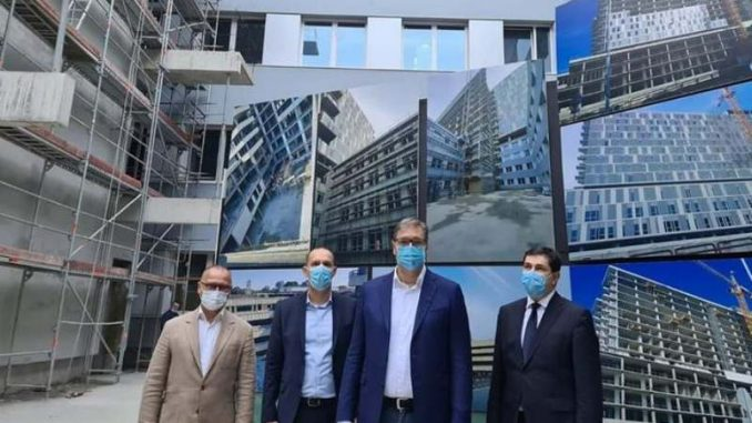 Vučić: Novi Klinički centar Srbije otvaramo u septembru naredne godine 3