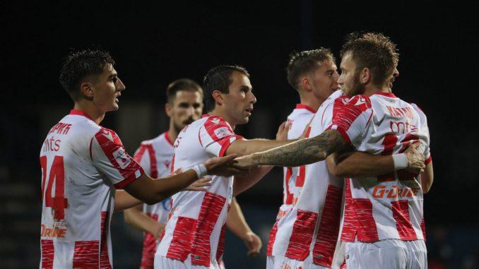 Crvena zvezda u Ligi Evropa 2