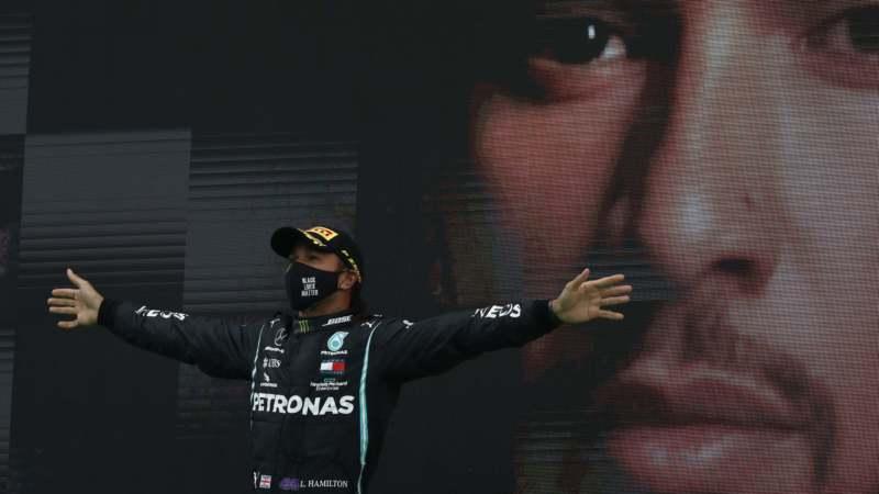 Hamilton rekorder po broju pobeda u Formuli 1 2