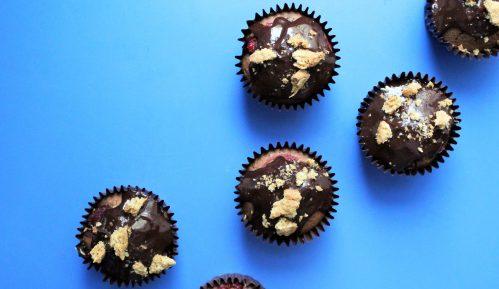Recept nedelje: Čokoladni mafini 14