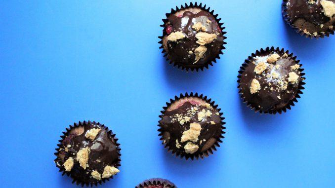 Recept nedelje: Čokoladni mafini 6