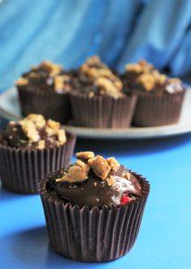 Recept nedelje: Čokoladni mafini 3