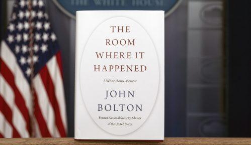 Američki sud: Sudski proces vlade protiv Boltona može da bude nastavljen 1