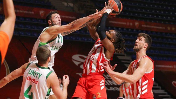 Košarkaši Zvezde izgubili od Žalgirisa 4