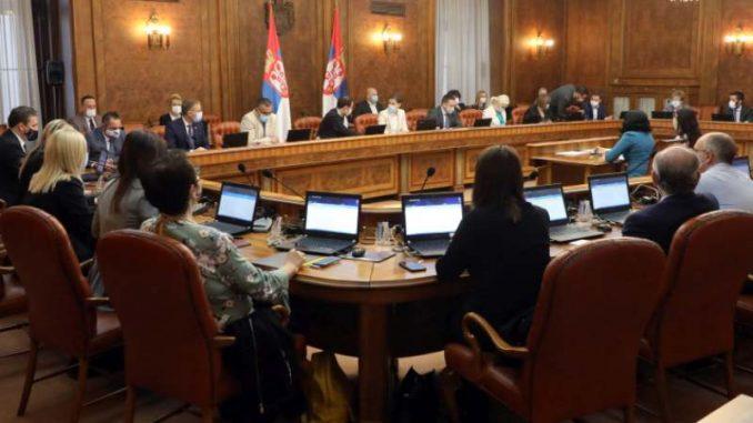 Održana prva sednica Vlade Srbije, Novak Nedić ponovo generalni sekretar 2