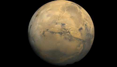 Polovinom oktobra Mars najsjajniji u poslednjih 17 godina 1