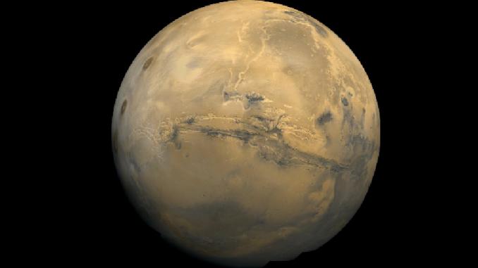 Nasin helikopter Indženuiti se sprema za prvi let na Marsu 3