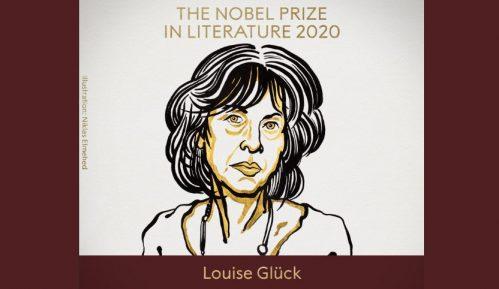 Dobitnica Nobelove nagrade za književnost Luiz Glik 15