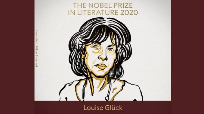 Dobitnica Nobelove nagrade za književnost Luiz Glik 1