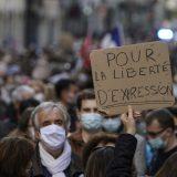 Ubijeni nastavnik proglašen za mučenika slobode izražavanja u Francuskoj 10