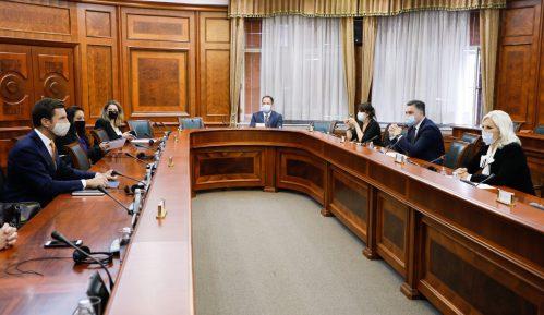 Mihajlović sa šefom DFC o infrastrukturi i ženskom preduzetništvu 2