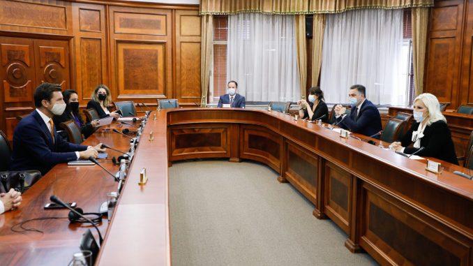 Mihajlović sa šefom DFC o infrastrukturi i ženskom preduzetništvu 1