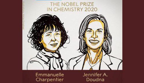 Nobelova nagrada za hemiju dodeljena Emanueli Šarpantje i Dženifer Dudni 10