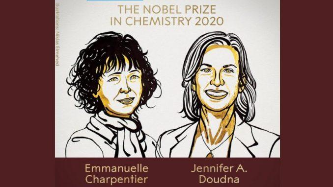 Nobelova nagrada za hemiju dodeljena Emanueli Šarpantje i Dženifer Dudni 5