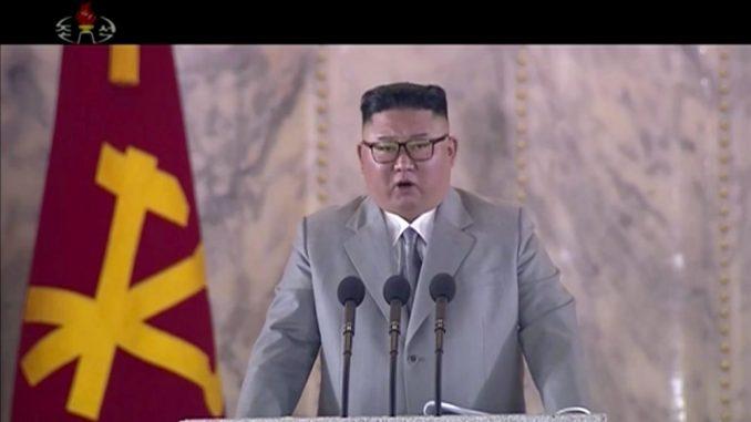 Vlast Severne Koreje godišnjicu partije proslavila noćnom vojnom paradom 3