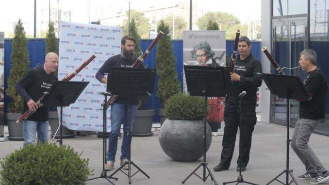 Novi iznenadni koncert Beogradske filharmonije 1
