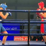 Završeno pojedinačno prvenstvo Srbije u boksu za pionire, kadete i juniore 8