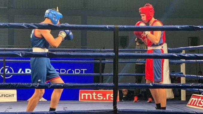 Završeno pojedinačno prvenstvo Srbije u boksu za pionire, kadete i juniore 1