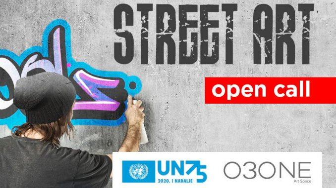Nagradni konkurs UN i galerije Ozon za muraliste i umetnike u Srbiji 3