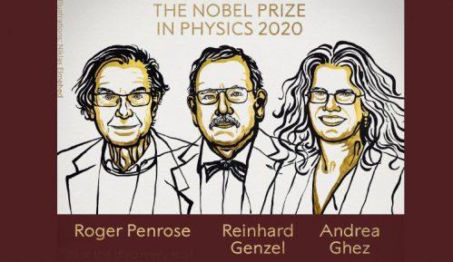 Troje naučnika podelilo Nobelovu nagradu za fiziku 11