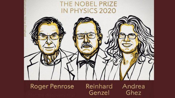 Troje naučnika podelilo Nobelovu nagradu za fiziku 1