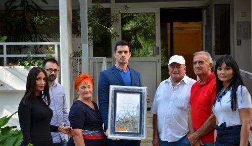 Ulaz zgrade u Luke Vojvodića 49 u Beogradu izabran za najlepši 2