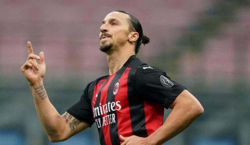 Pobeda Milana u Napulju, Ibrahimović dvostruki strelac 1