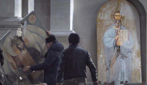 Jermenska crkva u Nagorno-Karabahu ponovo bombardovana 5