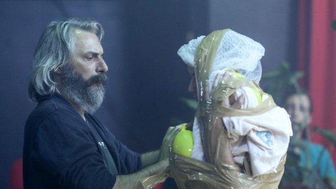 """""""Nije to to - studije Fausta"""" Tomija Janežiča pred beogradskom publikom 2"""