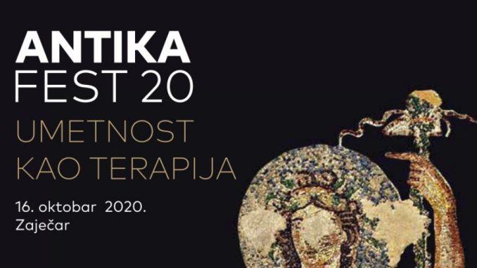 Antika fest 2020. u Kotlujevcu i Zaječaru 2