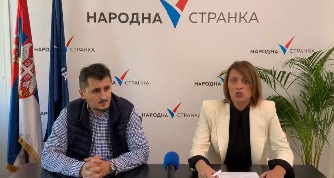 Narodna stranka: Gradska vlast da obezbedi dezinfekciju u vozilima javnog gradskog prevoza 1