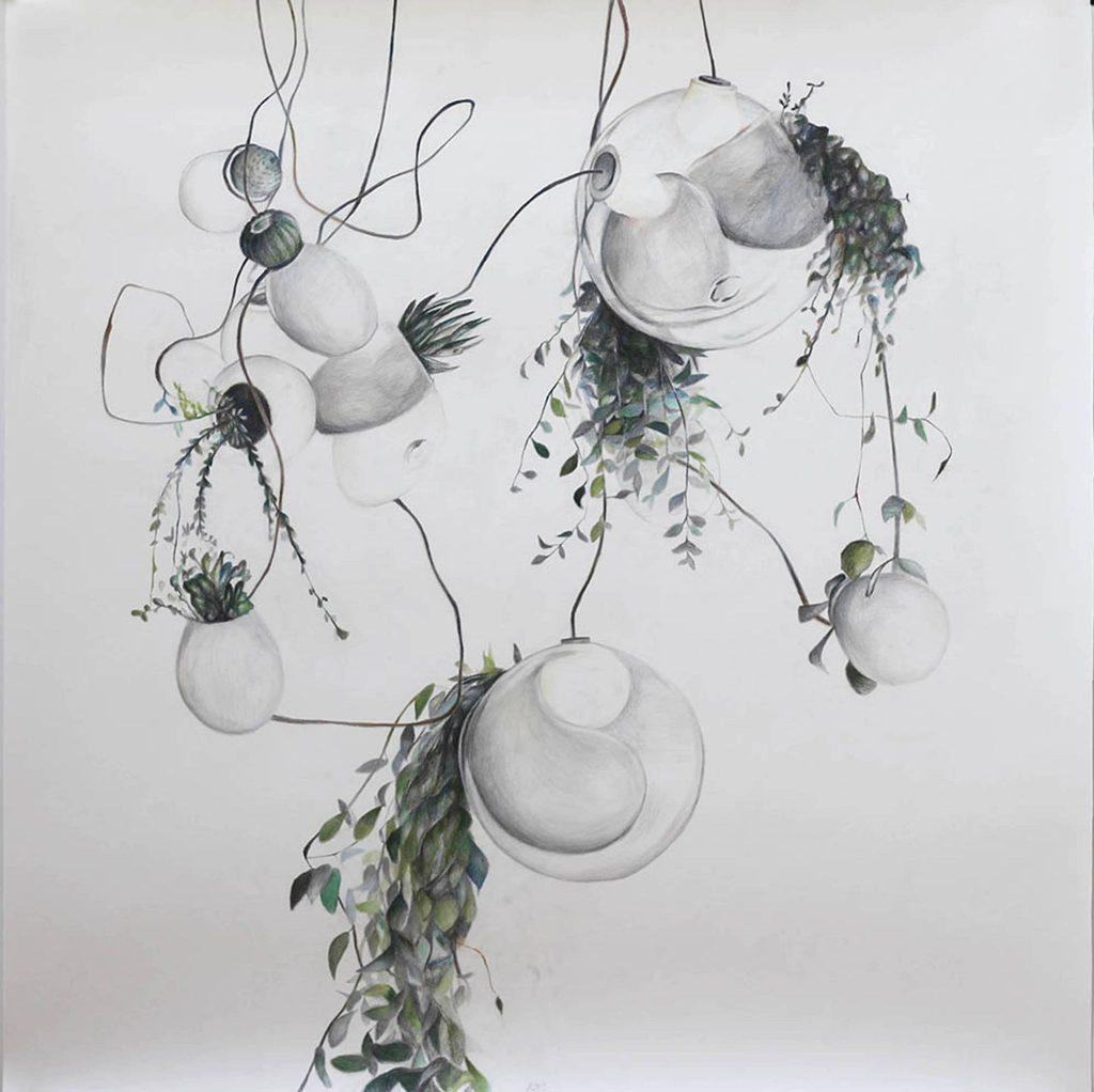 Bonsai pejzaži u galeriji SULUJ 3