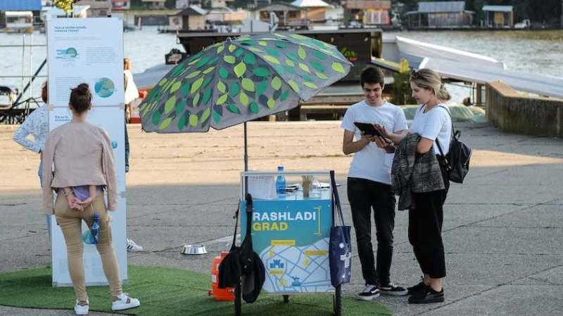 Beograd: Građani istraživači u borbi protiv klimatskih promena 3